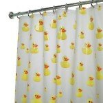 InterDesign EVA Shower Curtain with Ducks (Click Image for Details)