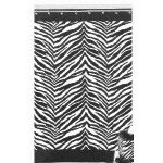 Zebra Shower Curtain (Click Image for Details)